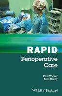 Pdf Rapid Perioperative Care