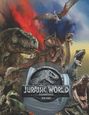 Jurassic World Coloring Book for Kids