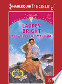 An Interrupted Marriage Book