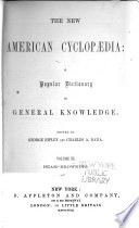 The New American Cyclopaedia