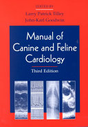 Manual Of Canine And Feline Cardiology Book PDF
