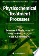 Physicochemical Treatment Processes