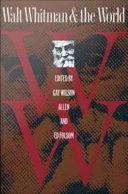 Walt Whitman and the World Pdf/ePub eBook