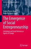 The Emergence of Social Entrepreneurship
