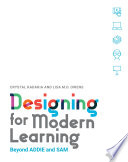 Designing for Modern Learning Book