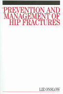 Prevention and Management of Hip Fractures Book