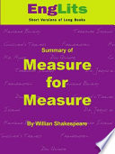 EngLits Measure for Measure  pdf  Book
