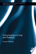 Consciousness in Jung and Pata  jali Book