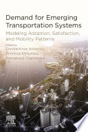 Demand for Emerging Transportation Systems
