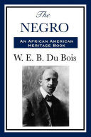 The Negro [Pdf/ePub] eBook