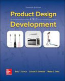 ISE Product Design and Development Book