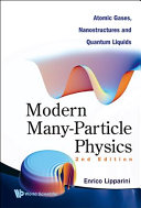 Modern Many-particle Physics