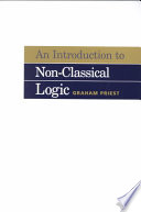 An Introduction to Non Classical Logic Book