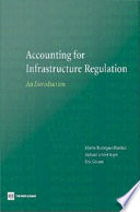 Accounting for Infrastructure Regulation