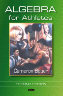 Pdf Algebra for Athletes