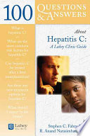 100 Questions Answers About Hepatitis C