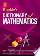 Blackie S Dictionary Of Mathematics