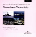 Ds 2004 044 Sweden   s third national report under the Convention on Nuclear Safety