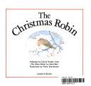 The Christmas Robin