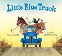Little Blue Truck Lap Board Book