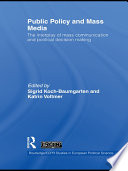Public Policy and the Mass Media
