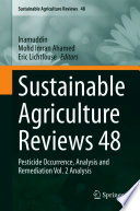 Sustainable Agriculture Reviews 48 Book