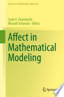 Affect in Mathematical Modeling Book