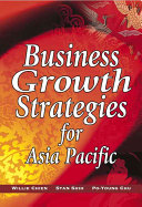 Business Growth Strategies for Asia Pacific Book