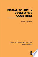Social Policy in Developing Countries