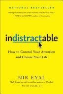 Indistractable [Pdf/ePub] eBook