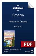 Croacia 7. Interior de Croacia