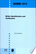 Writer Identification and Verification