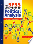 An SPSS Companion to Political Analysis, 4th Edition