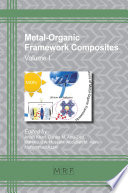 Metal Organic Framework Composites Book PDF