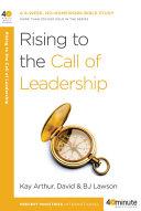 Rising to the Call of Leadership [Pdf/ePub] eBook