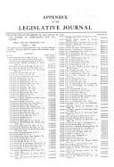 Pdf Legislative Journal