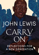 link to Carry on : reflections for a new generation in the TCC library catalog