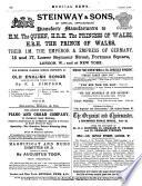 Musical News Book