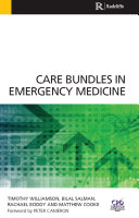 Care Bundles in Emergency Medicine