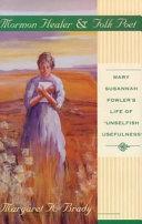Mormon Healer and Folk Poet