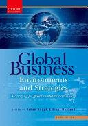 Global Business Book