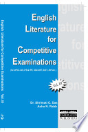 English Literature for Competitive Examinations