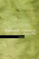Blackwood S Edinburgh Magazine
