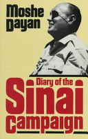 Diary of the Sinai Campaign