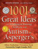 Pdf 1001 Great Ideas for Teaching & Raising Children with Autism Or Asperger's