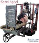 Karel Appel Sculpture