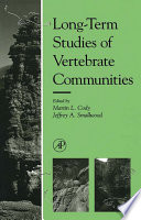 Long Term Studies Of Vertebrate Communities