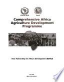 Comprehensive Africa Agriculture Development Programme