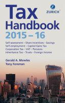 Zurich Tax Handbook 2015 16