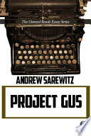 Project Gus Book